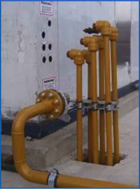 """Construcción de líneas de 1"""" Sch 160 * 6000 Psi para GNV – EDS Fontibón-Tanallir"""