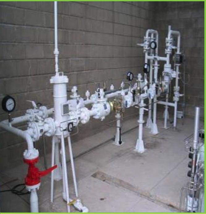 Diseño y Construcción de E.R.M para gas Natural Vehicular EDS Puente Pumarejo - Barranquilla
