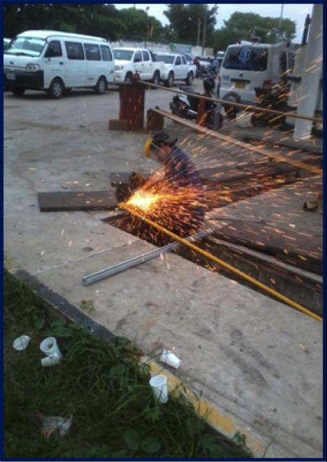 """Construcción de líneas de 1"""" Sch 160 * 6000 Psi para GNV – EDS Sabanas Sincelejo-DISTRACOM S.A"""
