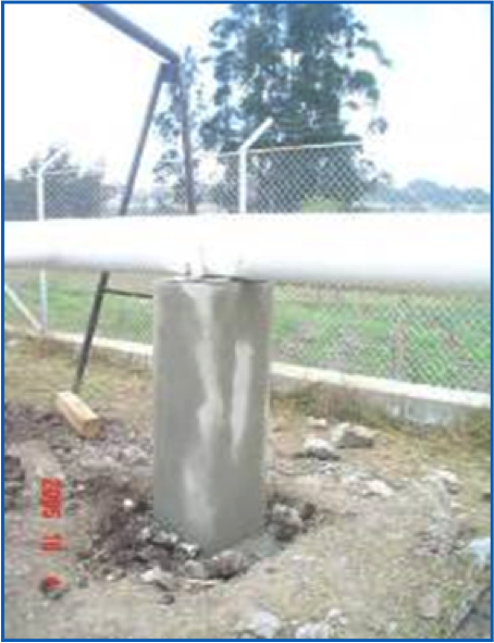 """Modificación de línea de 14"""" Gasoducto de Santander –Operadores Asociados"""